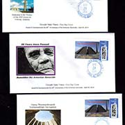 "<font 203>Set of 3 First Day Covers, cancelled April 24, 2014.  A total of 72 sets were issued.  4 sets available. <br> <a href=""/images/Armenia-Genocide-2014-FDC-Set.jpg"">   <font color=green><b>View the image</b></a></font>"