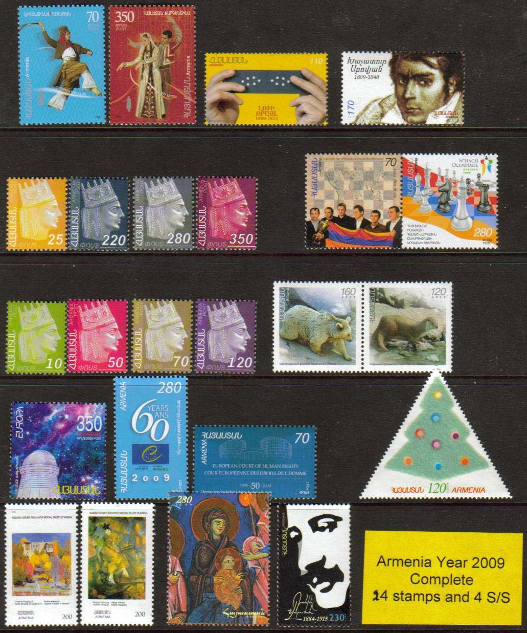 <font 1-481k><font color=red>2009 Complete Year Set. </font> Click for more