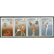 "<font 1-006a>006-9, Barcelona Summer Olympic Games, Scott #432<p> <a href=""/shop/catalog/images/ArmenianStamps-006-009.jpg"">   <font color=green><b>View the image</b></a></font>"