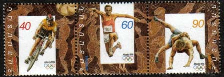 "<Font 1-096>096-8, Atlanta Olympic Games.  Scott #532<p> <a href=""/shop/catalog/images/ArmenianStamps-096-098.jpg"">   <font color=green><b>View the image</b></a></font>"