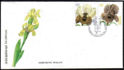"<font 2-127>127-8, FDC, Flowers of Armenia Scott #562-3<p> <a href=""/shop/catalog/images/ArmenianStamps-127-128FDC.jpg"">   <font color=green><b>View the image</b></a></font>"