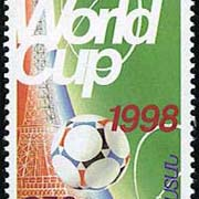 "<font 1-141>141, 1998 World Soccer Cup, France. Scott #576<p> <a href=""/shop/catalog/images/ArmenianStamps-141.jpg"">   <font color=green><b>View the image</b></a></font>"