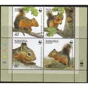 "<font 1-240a>240-3, WWF, Persian Squirrel, Scott #632, issued in sheets of 8 (2 sets with margins)<p> <a href=""/shop/catalog/images/ArmenianStamps-240-243.jpg"">   <font color=green><b>View the image</b></a></font>"