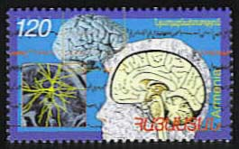 "<font 1-296a>296, Science & Technique in Armenia, Neurophysiology, Scott #682<p> <a href=""/shop/catalog/images/ArmenianStamps-296.jpg"">   <font color=green><b>View the image</b></a></font>"