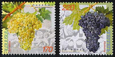 <font 1-300a>300-1, Armenian Grapes Scott #688-9<p> <a href=&quot;/shop/catalog/images/ArmenianStamps-300-301.jpg&quot;>   <font color=green><b>View the image</b></a></font>