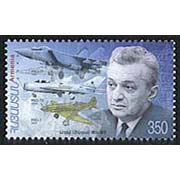 "<font 1-331a>331, Artem Mikoyan, designer and inventor of Mig Jet Scott #719. <p> <a href=""/shop/catalog/images/ArmenianStamps-331.jpg"">   <font color=green><b>View the image</b></a></font>"