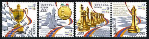 "<font 1-360a>360-3, Chess Olympiad <font color=red size=+1> (Click to read why this issue and the next 41 stamps are NOT listed in Scott catalog.)</font><p> <a href=""/shop/catalog/images/ArmenianStamps-360-363.jpg"">   <font color=green><b>View the image</b></a></font>"