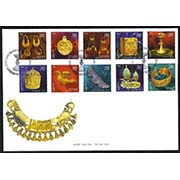 "<font 2-372f>372-81, FDC, Decorative art of Armenian Jewelry<p> <a href=""/shop/catalog/images/ArmenianStamps-372-381FDC.jpg"">   <font color=green><b>View the image</b></a></font>"