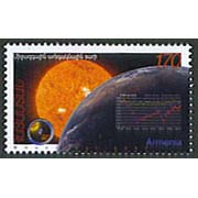 "<font 1-429a>429, International Solar Year, Scott #773. <p> <a href=""/shop/catalog/images/ArmenianStamps-429.jpg"">   <font color=green><b>View the image</b></a></font>"