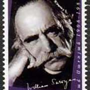 "<font 1-444a>444, William Saroyan, Birth Centennial,  350 Dram, Scott #787. <p> <a href=""/shop/catalog/images/ArmenianStamps-444.jpg"">   <font color=green><b>View the image</b></a></font>"