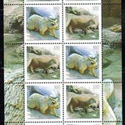 "<font 4-471e>471-2, Endangered Animals, set of 2 stamps. <br>Se-tenant Booklet format, sheetlet of 10 stamps (5 sets)<br> Date of Issue: Dec. 16, 2009<br> <a href=""/shop/catalog/images/ArmenianStamps-471-472-Booklet.jpg"">   <font color=green><b>View the image</b></a></font>"