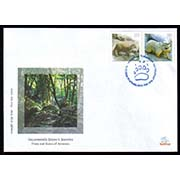 "<font 2-471e>471-2, Endangered Animals, set of 2 stamps. <br>Official FDC.<br> Date of Issue: Dec. 16, 2009<br> <a href=""/images/ArmenianStamps-471-472-FDC.jpg"">   <font color=green><b>View the image</b></a></font>"