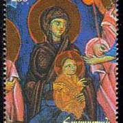 "<font 1-480a>480, Christmas, a single stamp. Scott #816 <br>Madonna and Child<br> Date of Issue: Dec. 18, 2009<br> <a href=""/shop/catalog/images/ArmenianStamps-480.jpg"">   <font color=green><b>View the image</b></a></font>"