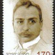 "<font =1-551a>551, Grigor Zohrab, Writer, Politician, Scott #890 <br>Date of Issue: December 23, 2011<br> <a href=""/images/ArmenianStamps-551.jpg"">   <font color=green><b>View the image</b></a></font>"