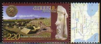 "<font =1-578>578, Artashat, from the series ""Capital of Armenia"", a single stamp, Scott #913 <br>Date of Issue: October 30, 2012 <br> <a href=""/images/ArmenianStamps-578.jpg"">   <font color=green><b>View the image</b></a></font>"