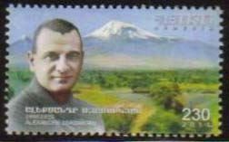 "<font =1-579>579, Alexandre Miasnikian, a single stamp, Scott #914 <br>Date of Issue: October 30, 2012 <br> <a href=""/images/ArmenianStamps-579.jpg"">   <font color=green><b>View the image</b></a></font>"