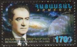 <font =1-638>638, Beniamin Markarian, Astrophysicist, a single stamp, Scott #961 <br>Date of Issue: -----      <br> <a href=&quot;/images/ArmenianStamps-638.jpg&quot;>   <font color=green><b>View the image</b></a></font>
