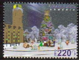 <font =1-655>655, New Year in Armenia, a single stamp, Scott #977 <br>Date of Issue: -----      <br> <a href=&quot;/images/ArmenianStamps-655.jpg&quot;>   <font color=green><b>View the image</b></a></font>