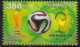 <font =1-676>676, World Soccer Cup, Brazil, Scott #994 <br>Date of Issue: June 27<br> <a href=&quot;/images/ArmenianStamps-676.jpg&quot;>   <font color=green><b>View the image</b></a></font>