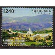 "<font =1-708>708, Armenia Karabakh joint issue, Scott #1020 <font color=red> The last issue of 2014</font><br>Date of Issue: Dec. 30<br> <a href=""/images/ArmenianStamps-708.jpg"">   <font color=green><b>View the image</b></a></font>"