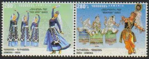 "<font =1-858>858-9, Armenia-India joint issue, Scott #1148 <br>Date of Issue: August 29<br> <a href=""/images/ArmenianStamps-858-859.jpg"">   <font color=green><b>View the image</b></a></font>"