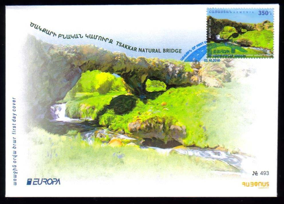 "<font =2-861>861, Europa 2018, FDC, Bridges, Scott #---- <br>Date of Issue: October 2<br> <a href=""/images/ArmenianStamps-861-FDC.jpg"">   <font color=green><b>View the image</b></a></font>"