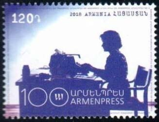 <font =1-883>883, ArmenPress, 100th Anniversary, Scott #---- <br>Date of Issue: Dec 21<br> <a href=&quot;/images/ArmenianStamps-883.jpg&quot;>   <font color=green><b>View the image</b></a></font>