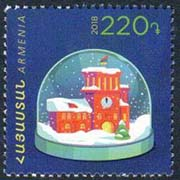 "<font =1-885>885, New Year and Christmas, Scott #1175 <br>Date of Issue: Dec 28<br> <a href=""/images/ArmenianStamps-885.jpg"">   <font color=green><b>View the image</b></a></font>"
