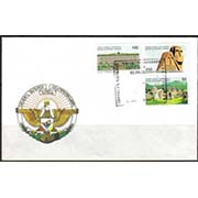 "<font 2-009>Nagorno Karabakh #09-11, Fifth Anniversary of Independence.<br> FDC<br><a href=""/images/KA-09-11-FDC.jpg"">   <font color=green><b>View the image</b></a></font>"