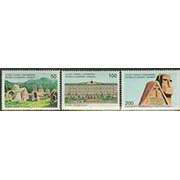 "<Font 1-009a>Nagorno Karabakh #09-11, Fifth Anniversary of Independence.<br> Set of 3<br><a href=""/images/KA-09-11.jpg"">   <font color=green><b>View the image</b></a></font>"