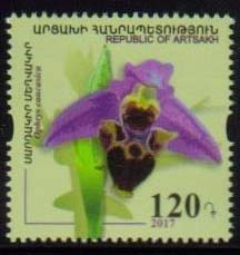 "<Font 1-139><br>Artsakh #139, Orchids, a single stamp  <br><a href=""/images/KA-139.jpg\"">   <font color=green><b>View the image</b></a></font><br>"