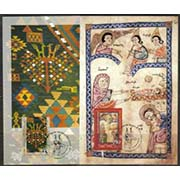 "<font 5-040>Nagorno Karabakh #40-41, Christmas and New Year<br> Set of 2 Maxi Cards<br><a href=""/images/KA-40-41-Maxi.jpg"">   <font color=green><b>View the image</b></a></font>"